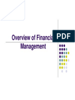 Ch 01 Fin Mgt Overview - General-new
