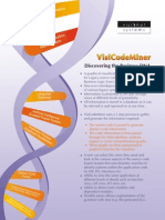 VisiCodeMiner - Discovering the Business DNA