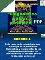 diagnóstico pulpar y periapical uaslp