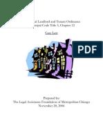 RLTO Case Law