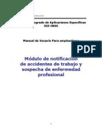 Manual de Accidente