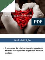 16 Aula - Emergências Cardiológicas IAM