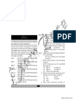 IBPS PO Solved Paper 2012