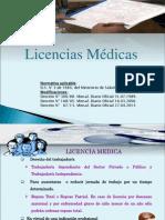 LICENCIAS MEDICAS..ppt