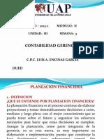 Semana 5 Contab.gerencial Planificion Financiera y Empresarial-dued