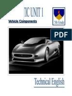 Unit 1 Vehicle Components.back