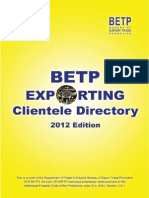 BETP_Exp Clientele Dir 2012_03May2012
