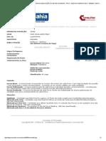 Consultec - Resultado Secretaria Da Educação Do Estado Da Bahia - Proc