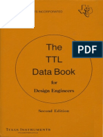 The TTL Data Book for Design Engineers 2ed 1981