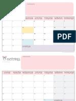 Programación Mensual 2014 Finalizada