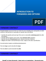 Week 1 2 Introduction to Forward and Options LMS