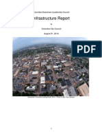 Columbia DLC Infrastructure Report