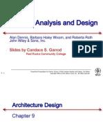 Ch07-Architecture and Design