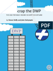 Let's Scrap the DWP - The case for basic income security in Scotland
