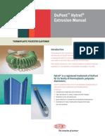 Hytrel ExtrustionManual 2006 K-09003-1