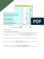 Dosificación Productos Químicos (Bombas Dosificadoras)