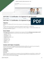 SAP BW 7
