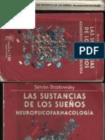 Brailowsky, Las Sustancias de Los Sueños