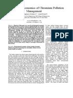 Environmental Economics of Chromium Pollution Management-libre
