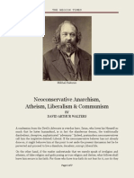 Neoconservative Anarchism