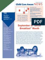 September/October 2014 Newsletter