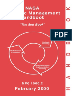 NASA Strategic Project Management Handbook