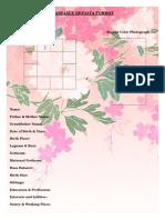 Marriage Bio Data Format