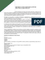 Síntesis, Semipurificacion e Identificacion de Fructosa 1,6 Bisfosfato