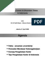 Indonesia Careers Presentation
