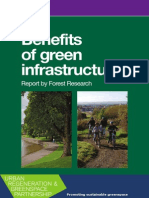 Urgp Benefits of Green Infrastructure