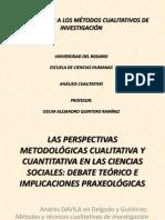 Las Perspectivas Metodológicas Cualitativa y Cuantitativa en Las - Copia