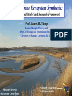 The Riverine Ecosystem Synthesis_A Conceptual Model and Research Framework