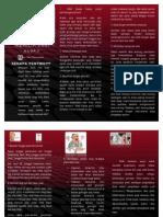 Leaflet Produk Promkes