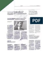 'Governo pode alterar chumbo da Concorrência' (Jornal de Negócios, 19.08.2014)