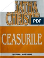 Agatha Christie Ceasurile