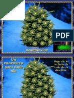 Calendario de Adviento 2009