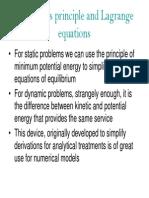 hamilton's principle