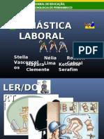 ginástica laboral