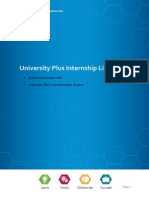 Guide -University Plus Internship_license