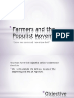 farmers and the populist movement