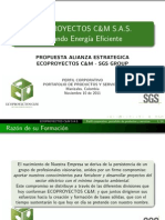 Presentacion Alianza SGS