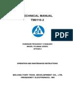 Rubidium Manual