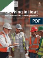 Working in Heat - Procedures & Training Manual