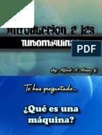 2 Introducción a Las Turbomáquinas