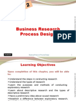 Business Research and Process Design