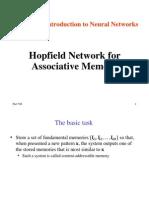 Hop Field Net