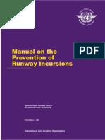 ICAO Runway Safety Manual