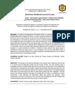 Informe 1 (Determinacion Del Regimen de Flujo en Un Canal)