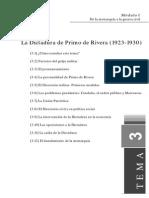 BE Primo de Rivera - Completo 1