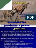 Dinamica Predador e Presa